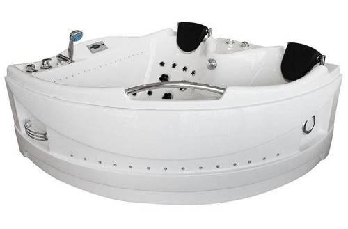 WANNA SPA Z HYDROMASAŻEM JACUZZI AQUAPEUTIC 186