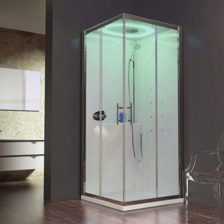 Kabiny Prysznicowe Parowe Z Hydromasażem Kabina Prysznicowa Parowa